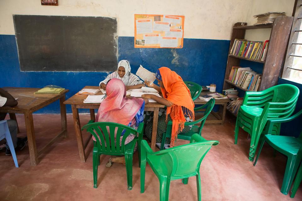 Inside Learning Center 2