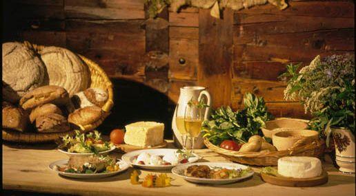 Essen in Stube-13027021