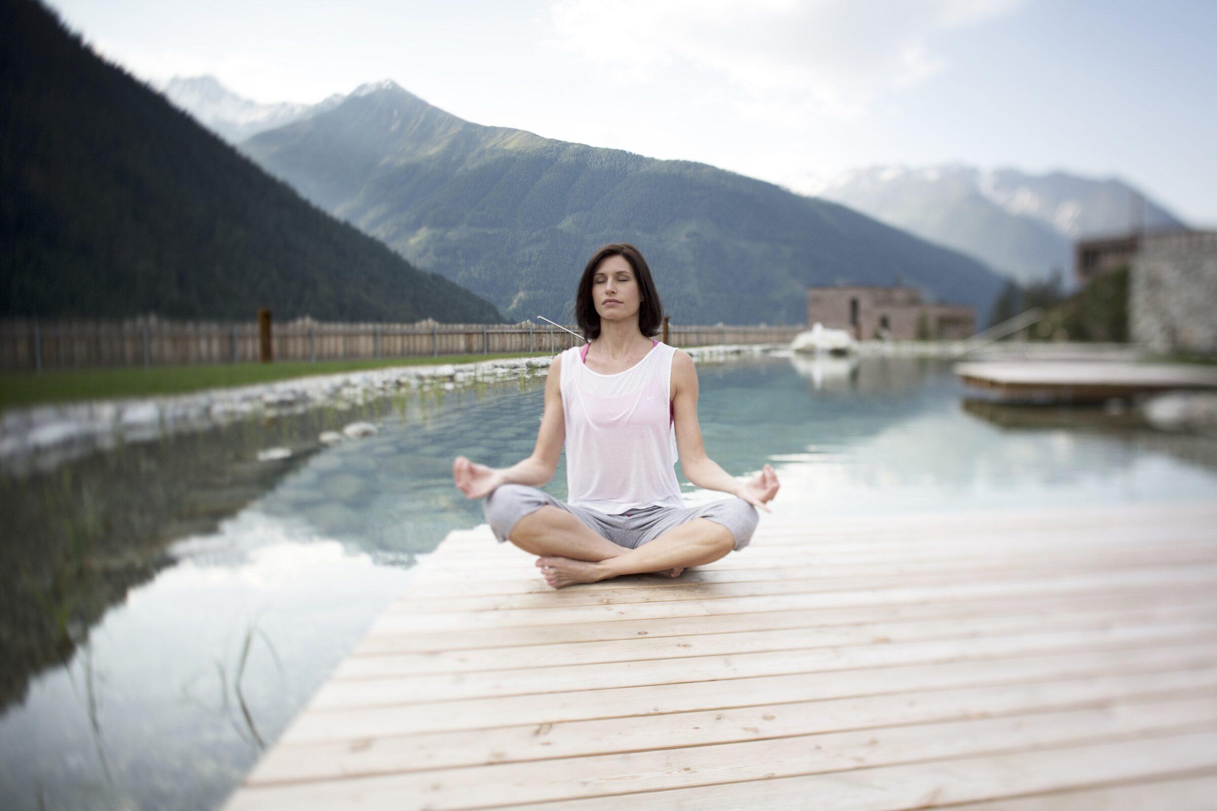 Welt Yoga Tag:4 Atemberaubende Green Pearls Für Innere Ruhe