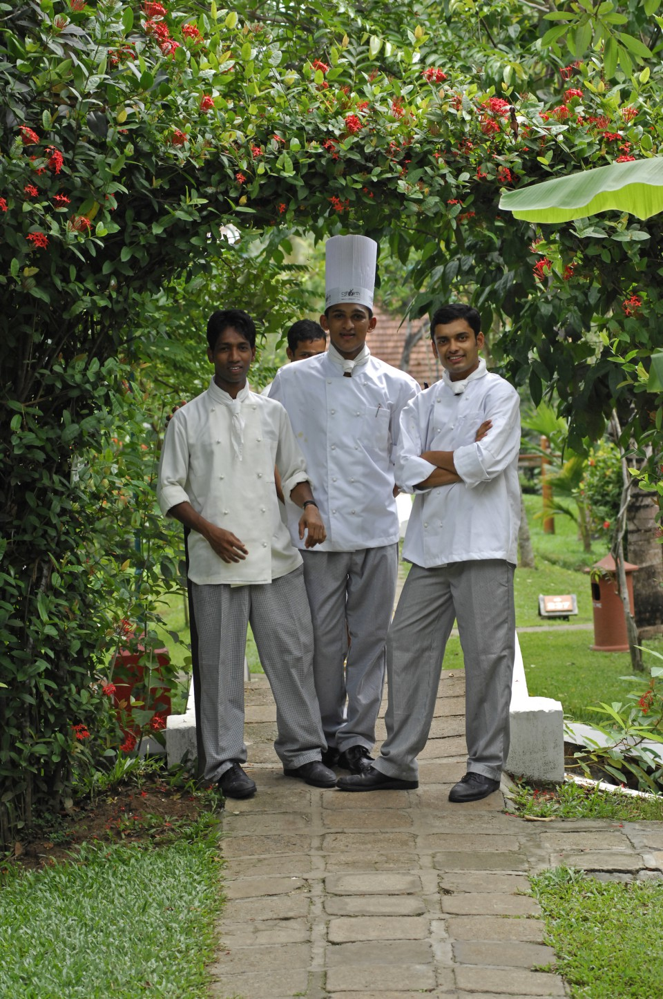 CGH Earth hotels stand for eco-tourism and responsible traveling. Human beings are in balance with the nature. This affects not just tourists but also local workers, who work at the hotels.