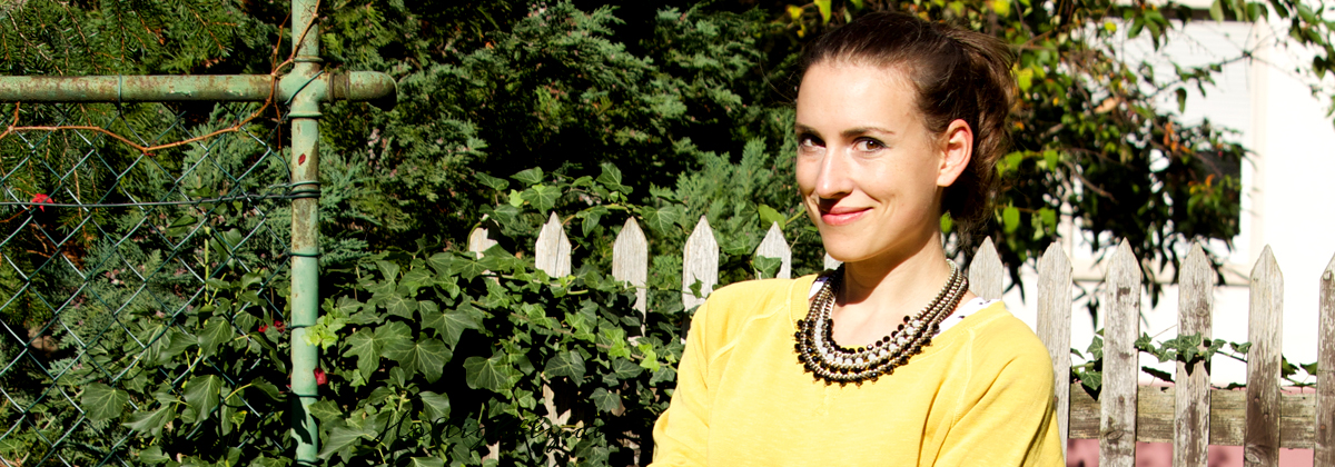 Petra Haubner with eco fashion tips and eco labels on hollightly.de.