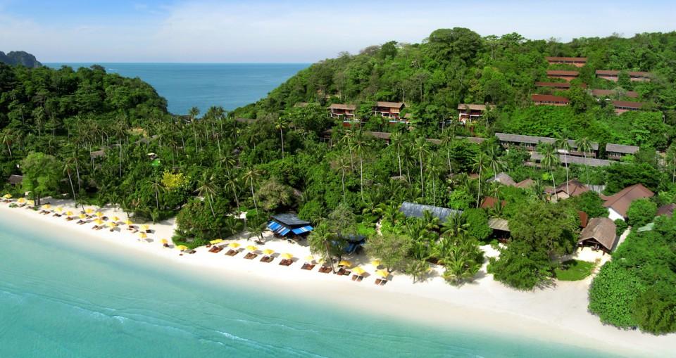 Laem Ttong Beach Phi Phi Island