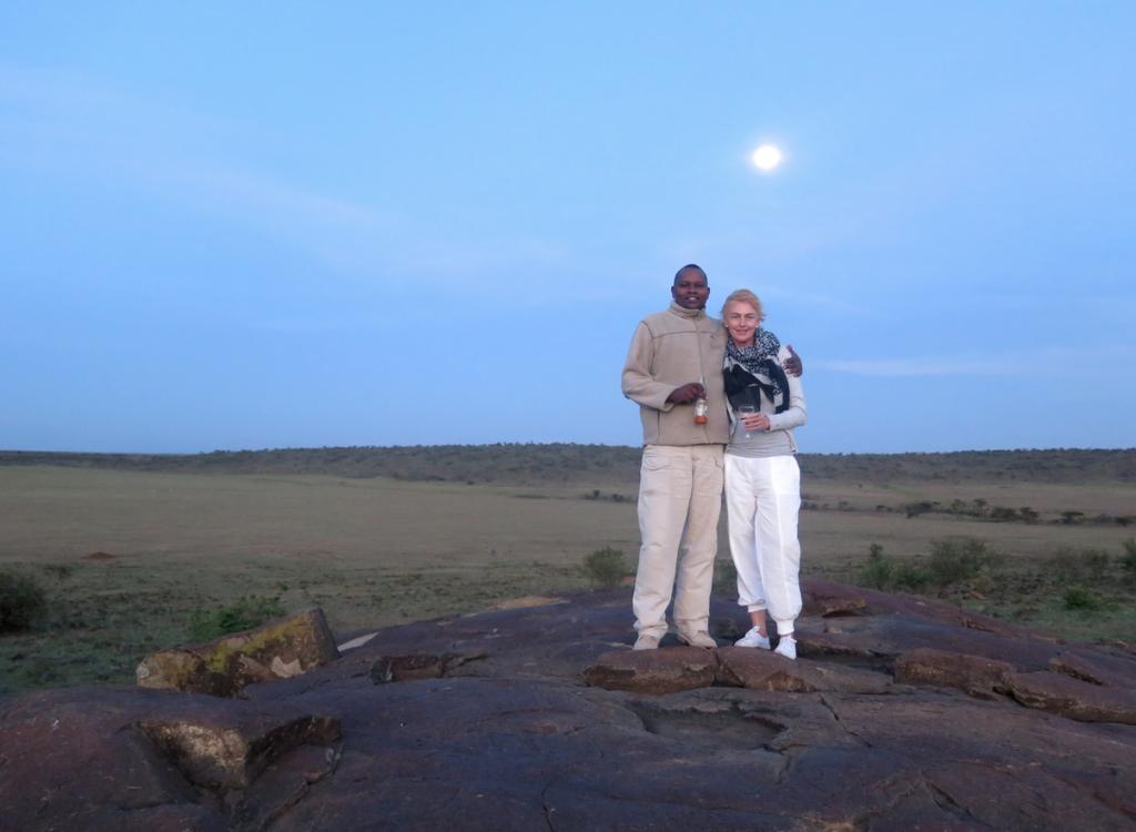 Dawn Jorgensen, Kenya, Masai Mara Sundowners