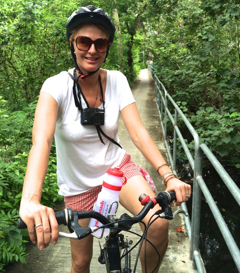 Dawn Jorgensen, Thailand, Cycling Bangkok with Spice Roads