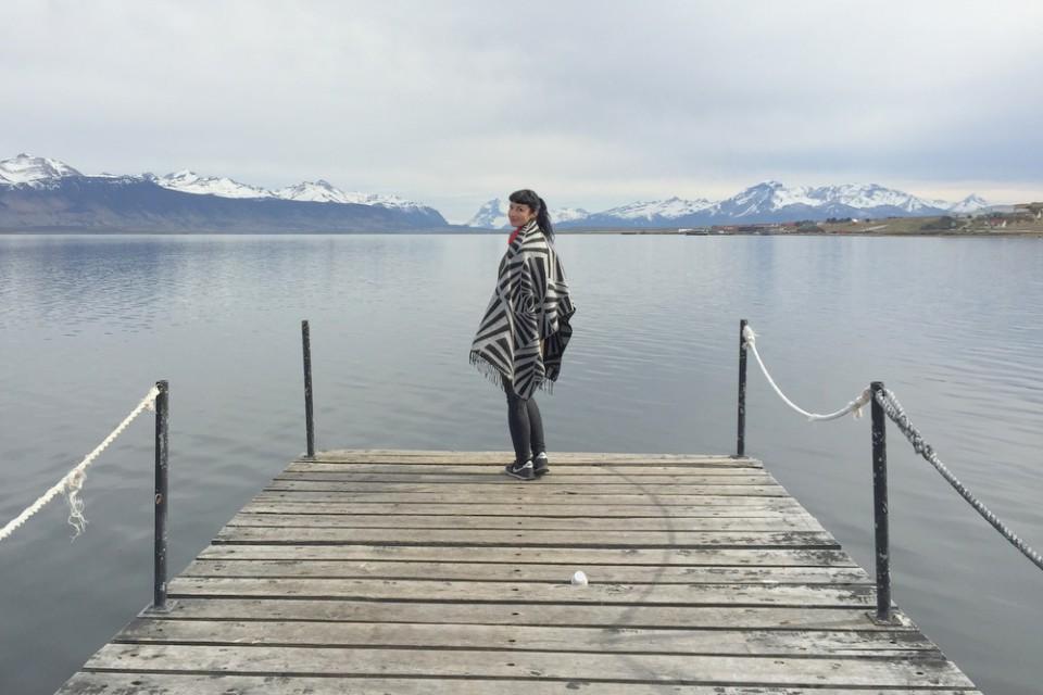 Susi Maier Black Dots White Spots Patagonien