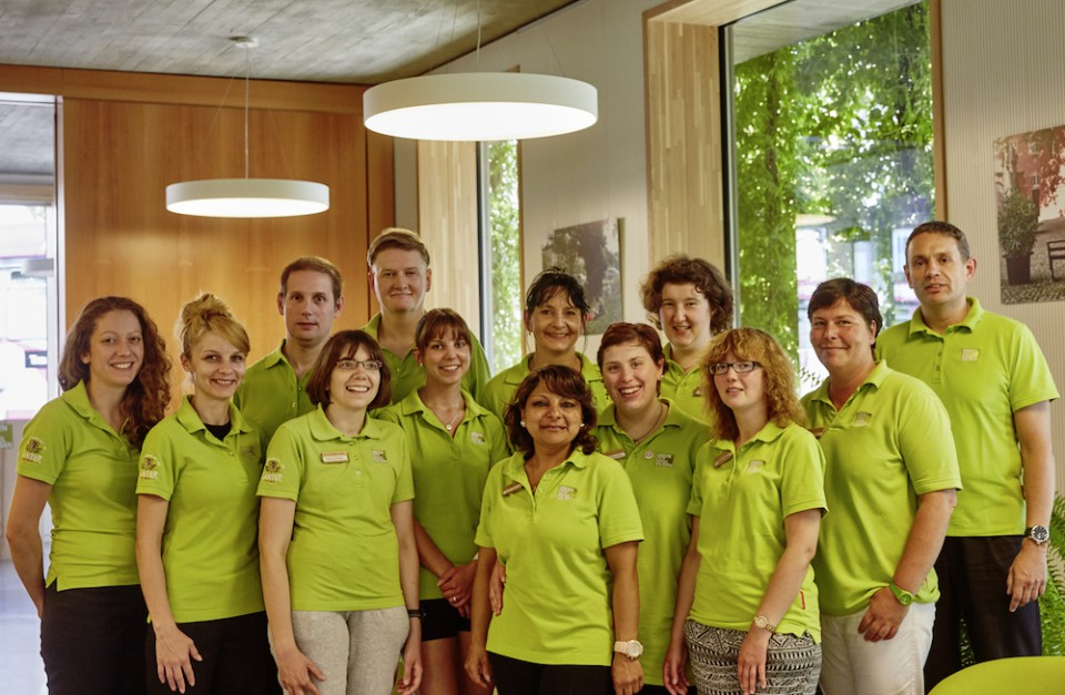 Green City Hotel Vauban Team