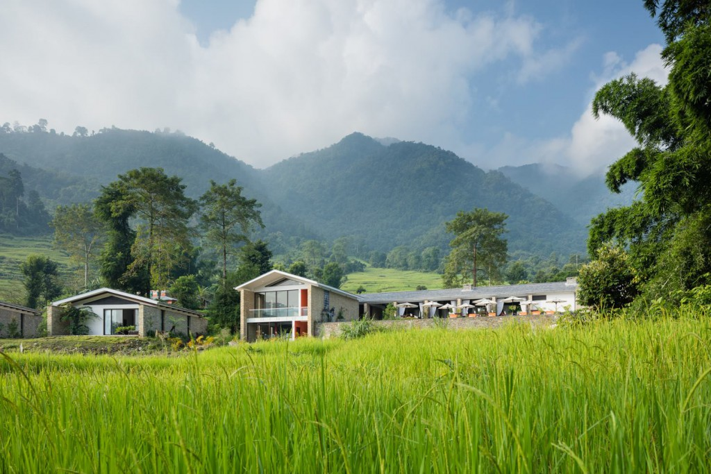 Pavilions Himalayas Gras