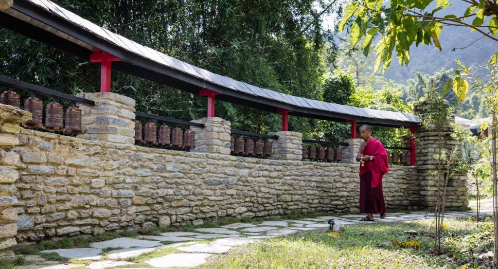 Pavilions Himalayas Mönch