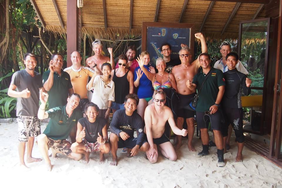 Zeavola Diving Team