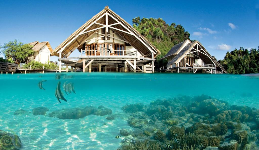 Misool Eco Resort Water Villa