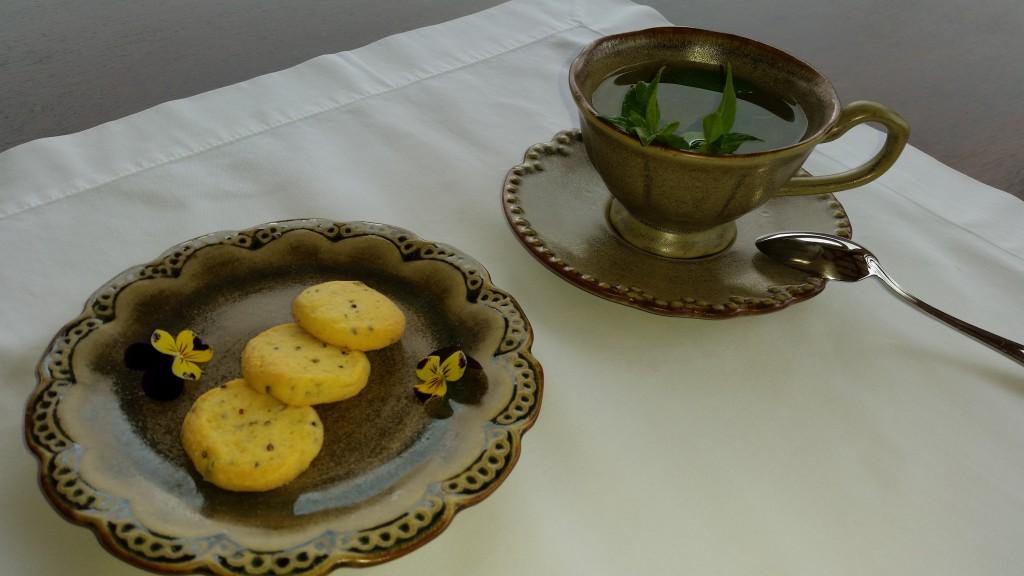 Inkaterra Hacienda Urubamba Quinoa Cookies