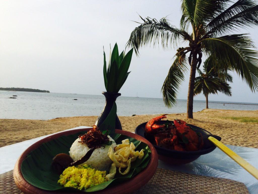 King Crab Curry - Amaya Beach 2