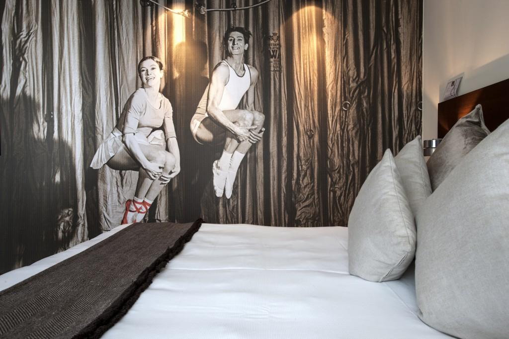 Hotel Milano Scala room