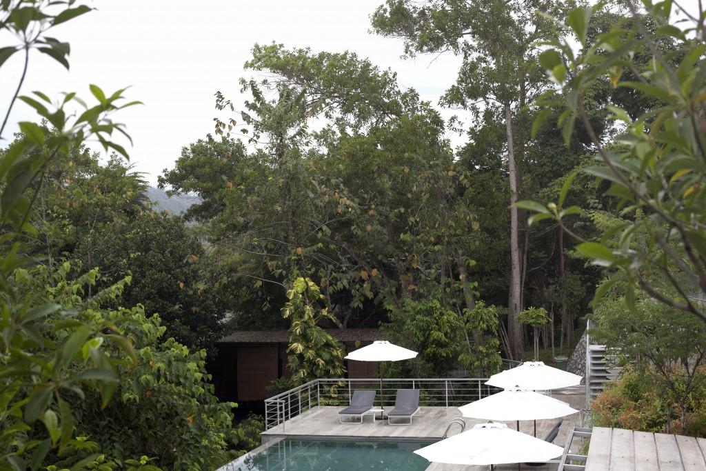 Belum Rainforest Resort overview