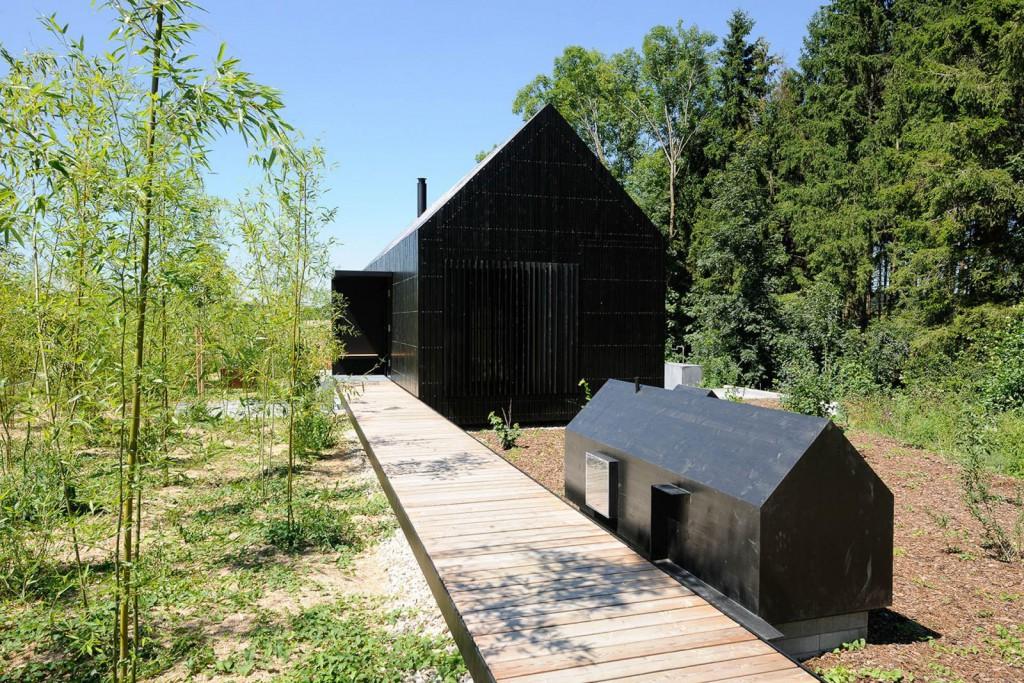 Hofgut Hafnerleiten Haus am Wald