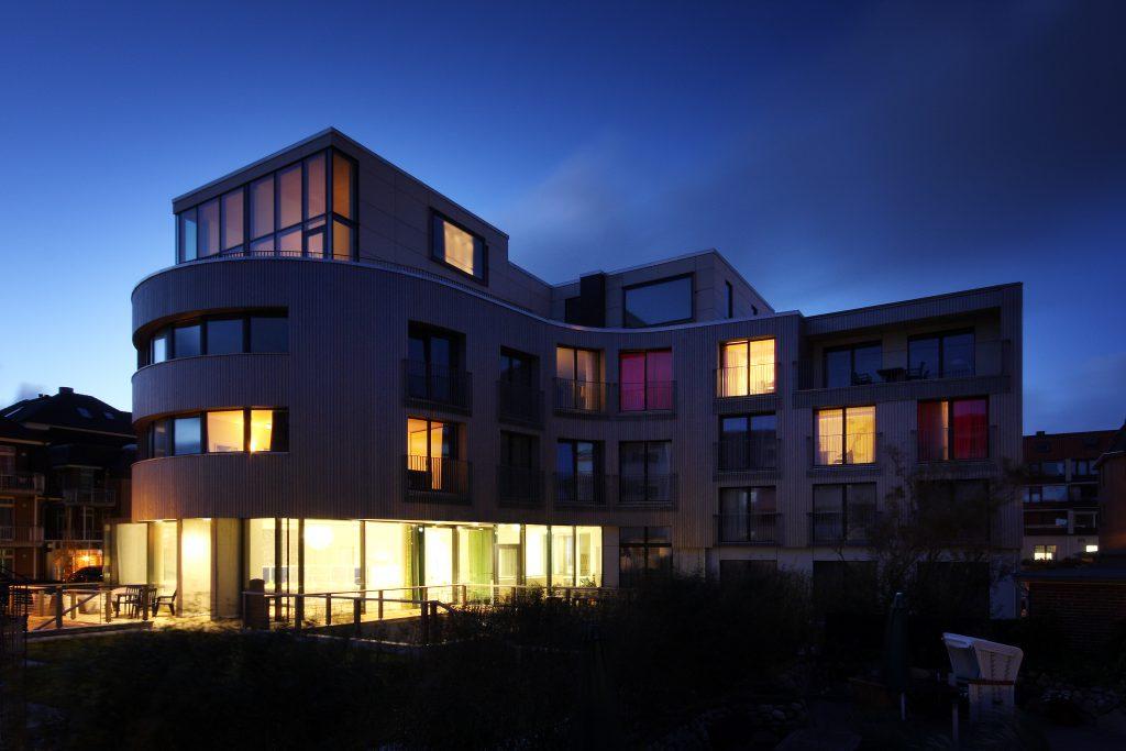Projekt: Hotel Niedersachsen Architekt: Johannes Kaufmann Architektur Ort: D - Westerland / Sylt Datum: 2009/09