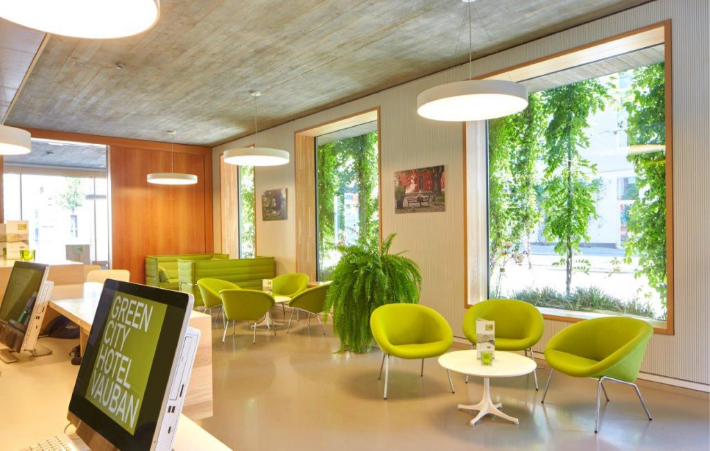 GreenCityHotel Vauban