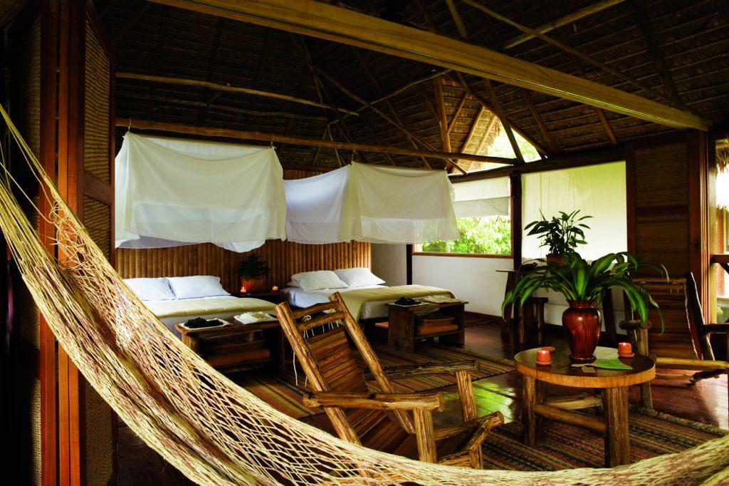 Inkaterra Reserva Amazonia Room