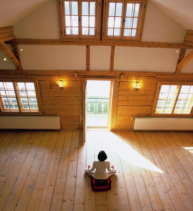 pioniere der nachhaltigkeit hubertus alpin lodge spa. Black Bedroom Furniture Sets. Home Design Ideas