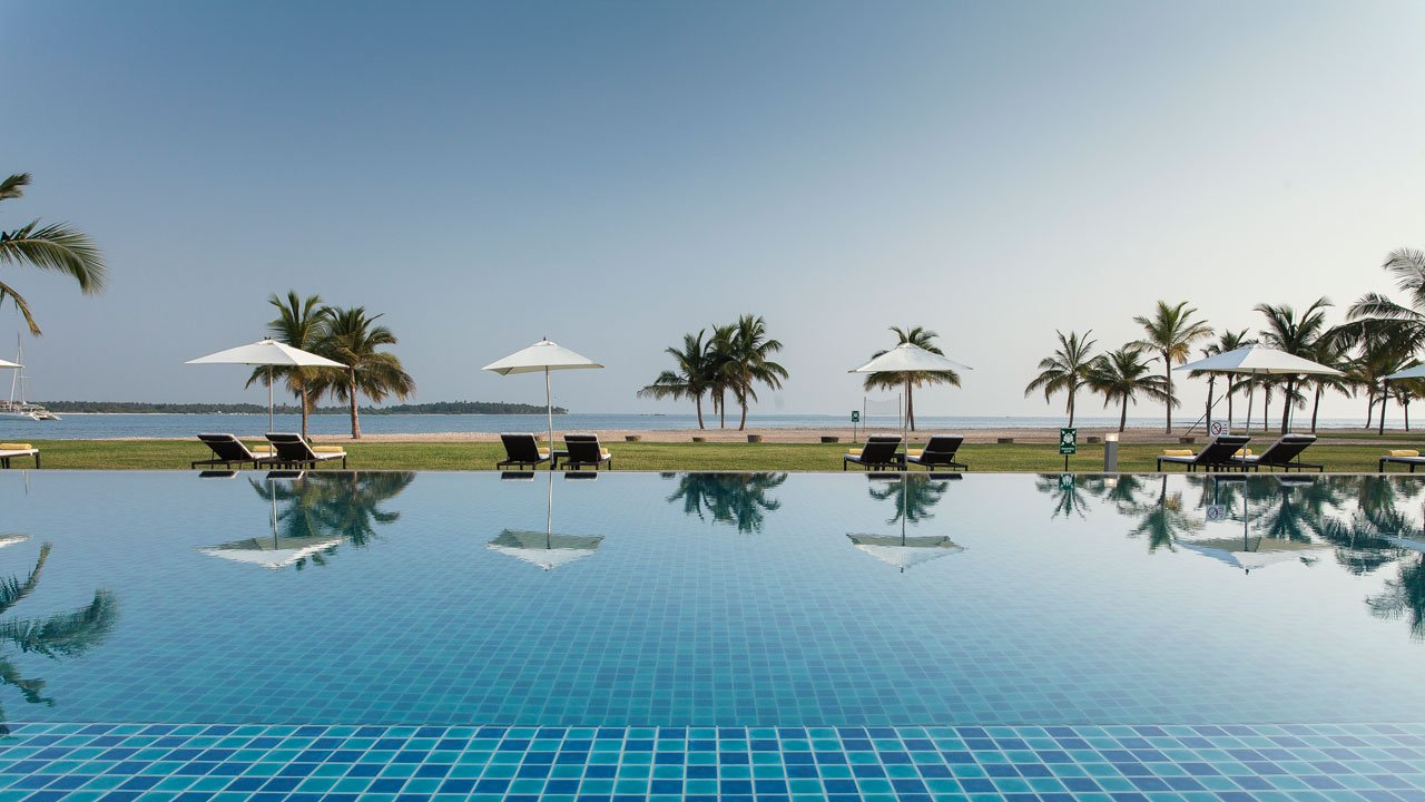 Pool View, Amaya Beach