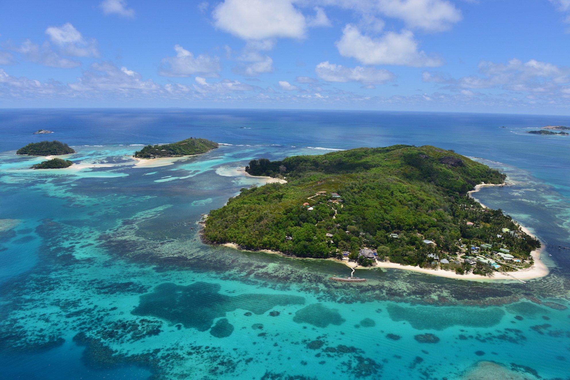 View Cerf Island Resort
