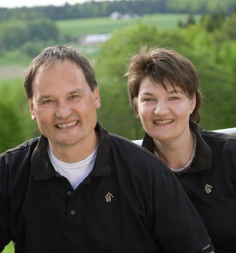 Erwin Rückerl und Anja Horn-Rückerl