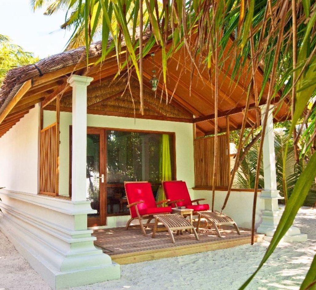 Reethi Beach, Villa