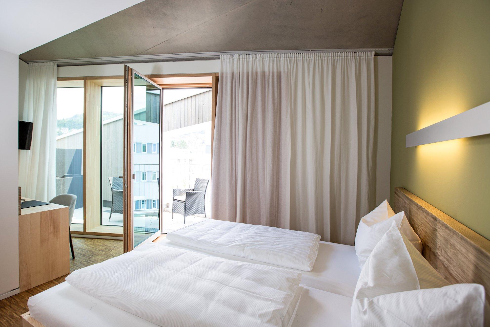 Green City Hotel Vauban, Bedroom