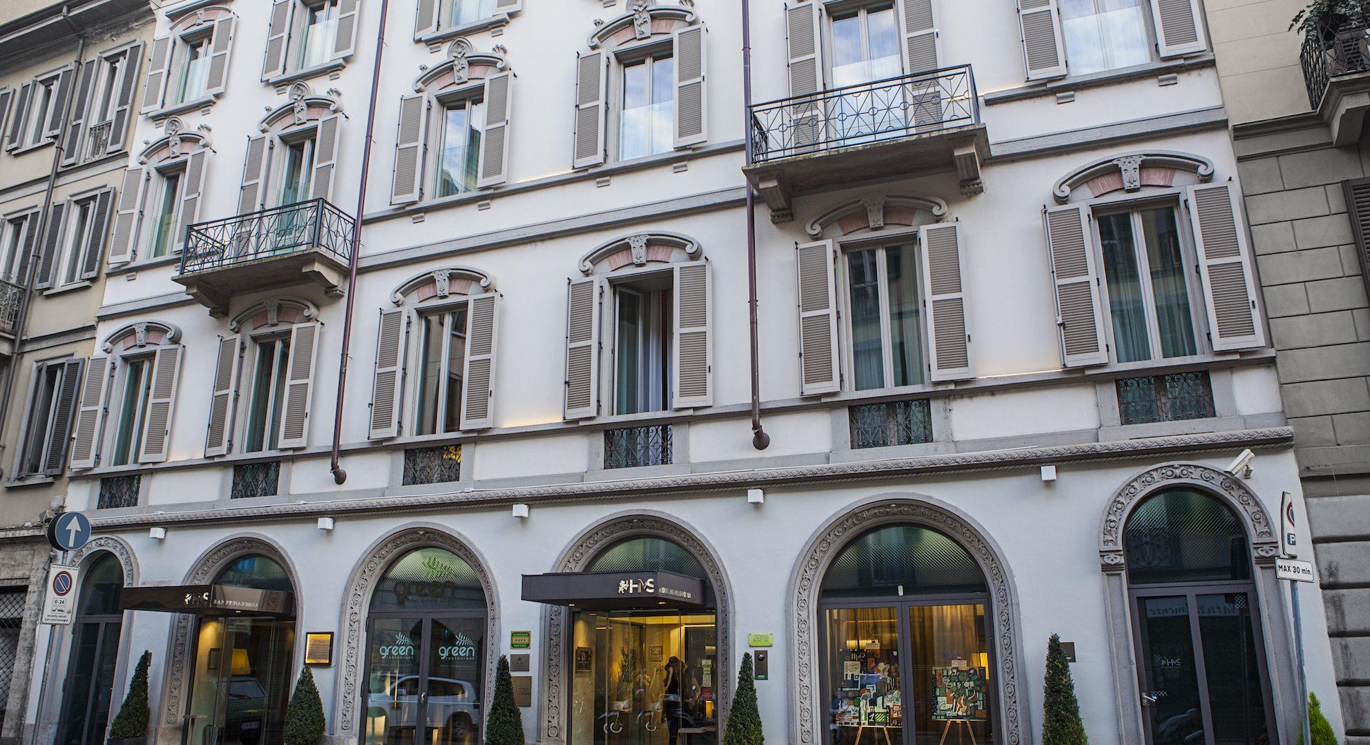 Fassade Milano Sala Milano
