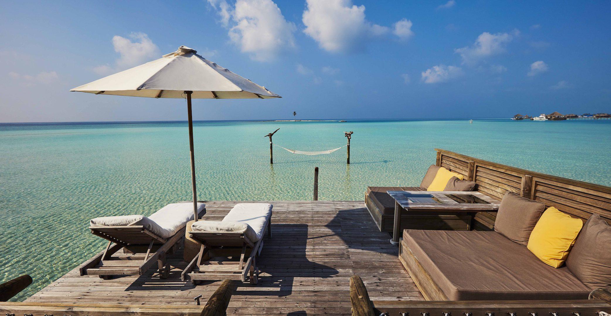 Gili Lankanfushi Sundeck Ocean View