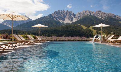 Leithof Pool Dolomiten