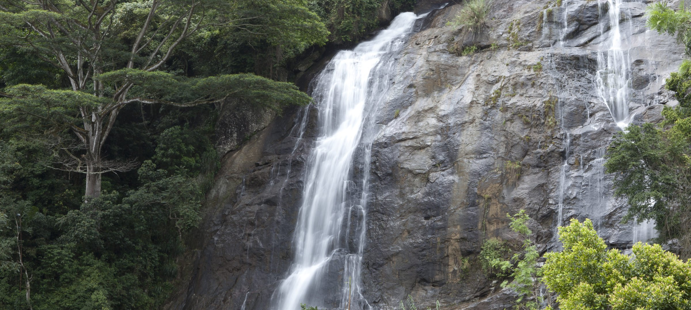 Hunas Falls by Amaya, Kandy, Sri Lanka
