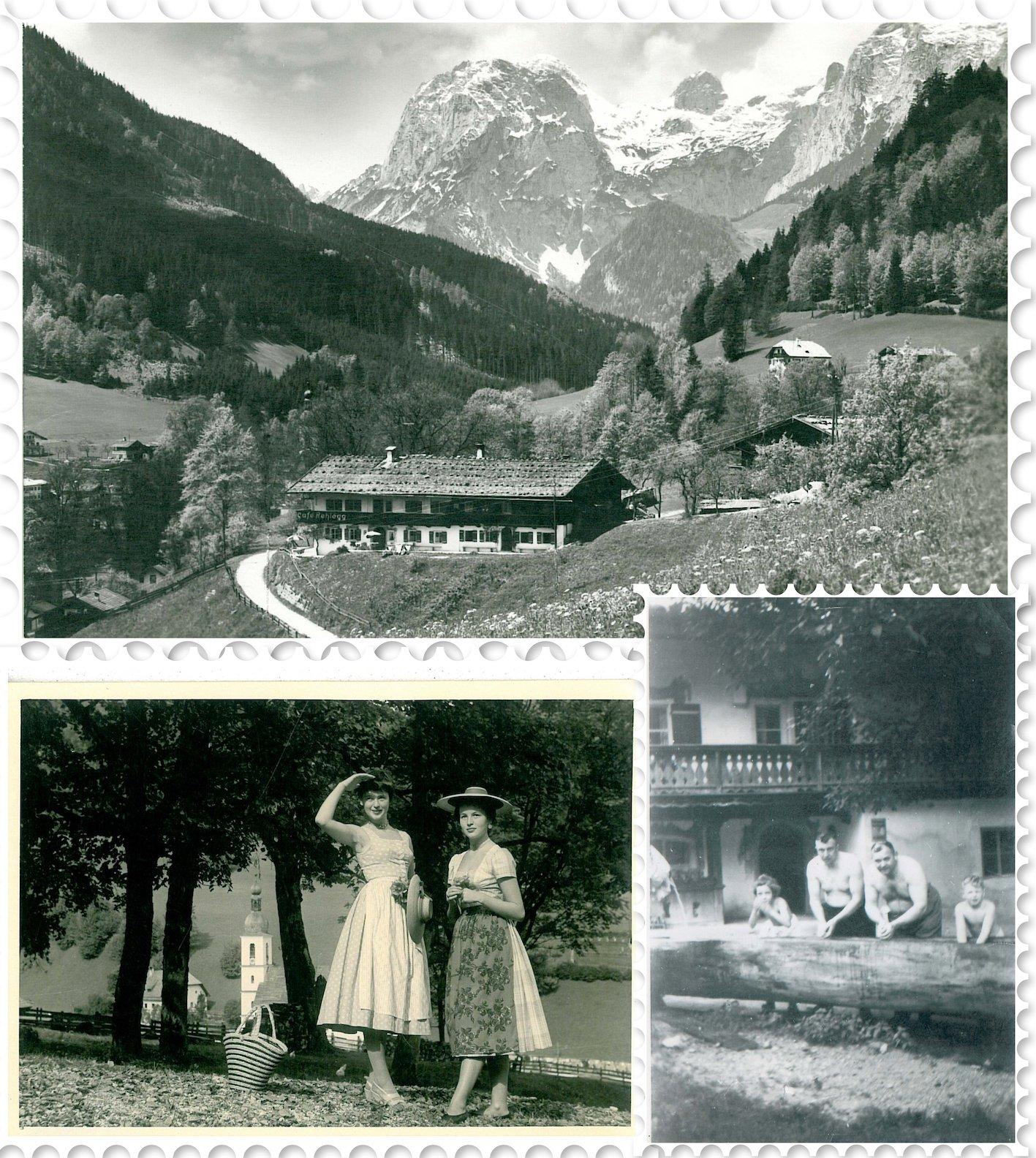Berghotel Rehlegg, Historie