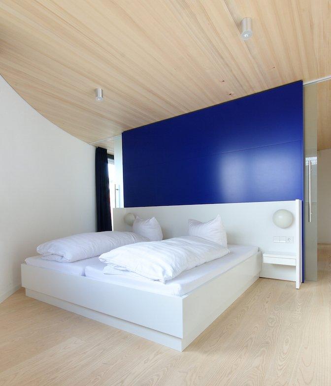 Hotel Niedersachsen, Bedroom