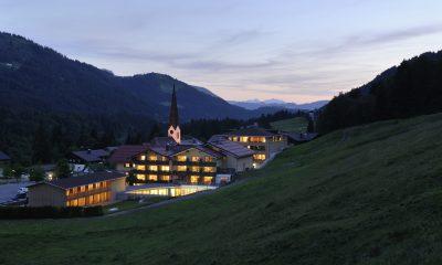 Hubertus Alpin Lodge Spa Allgaeu Balderschwang
