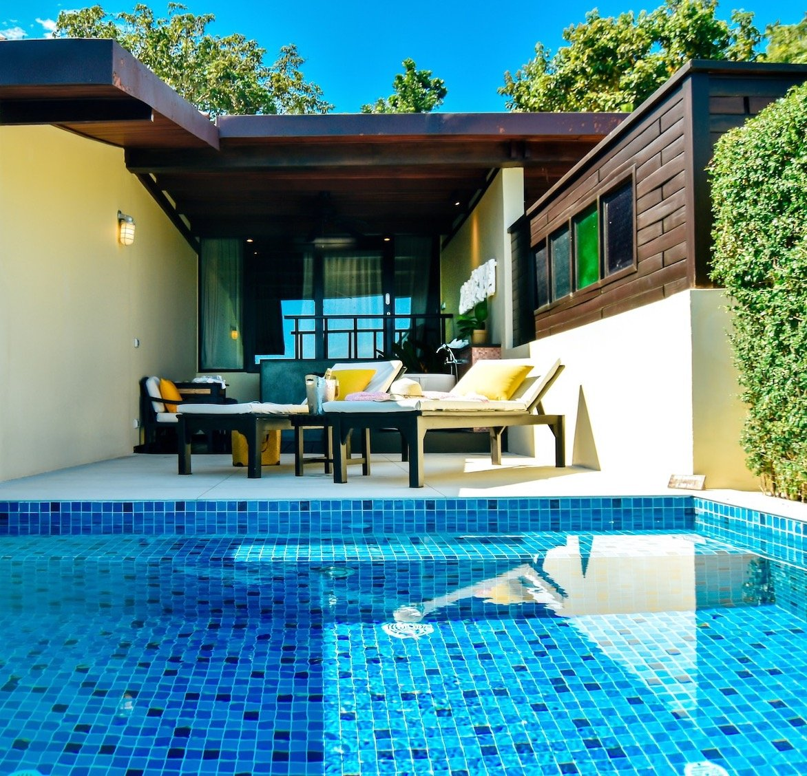 Pool Cottage, Tongsai Bay