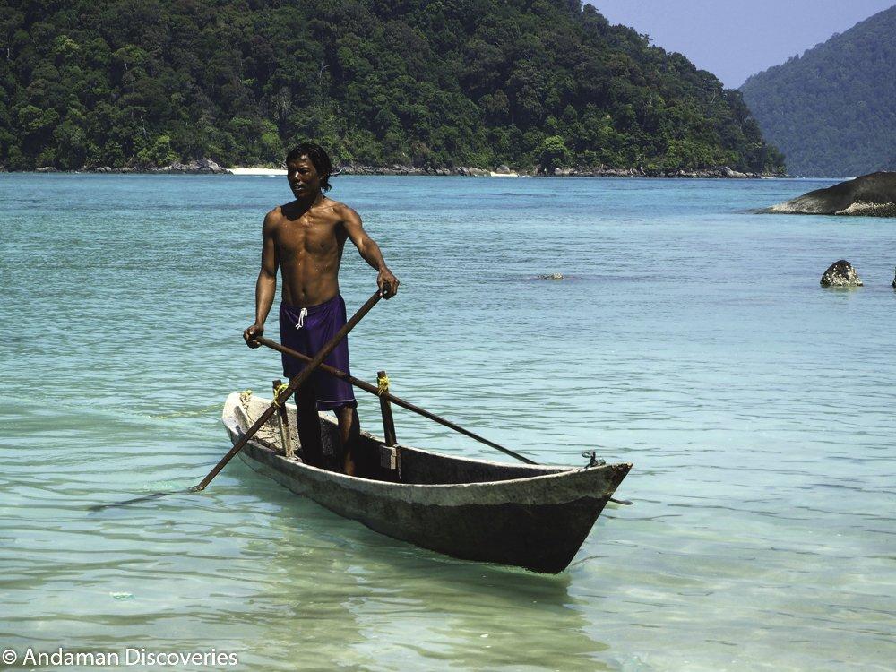 Moken in Thailand