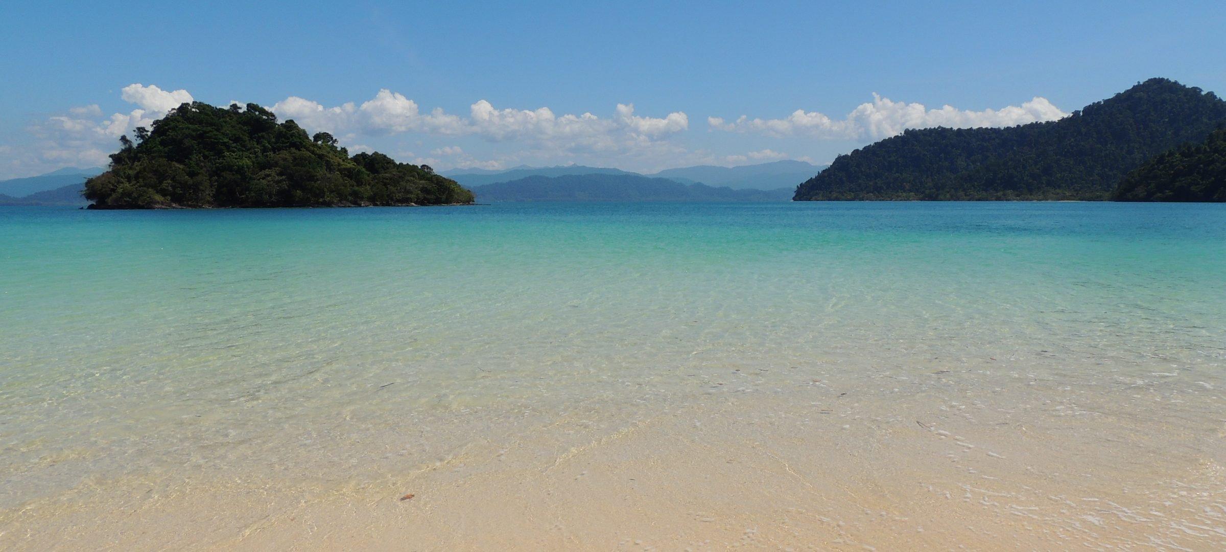 Phang Nga coast