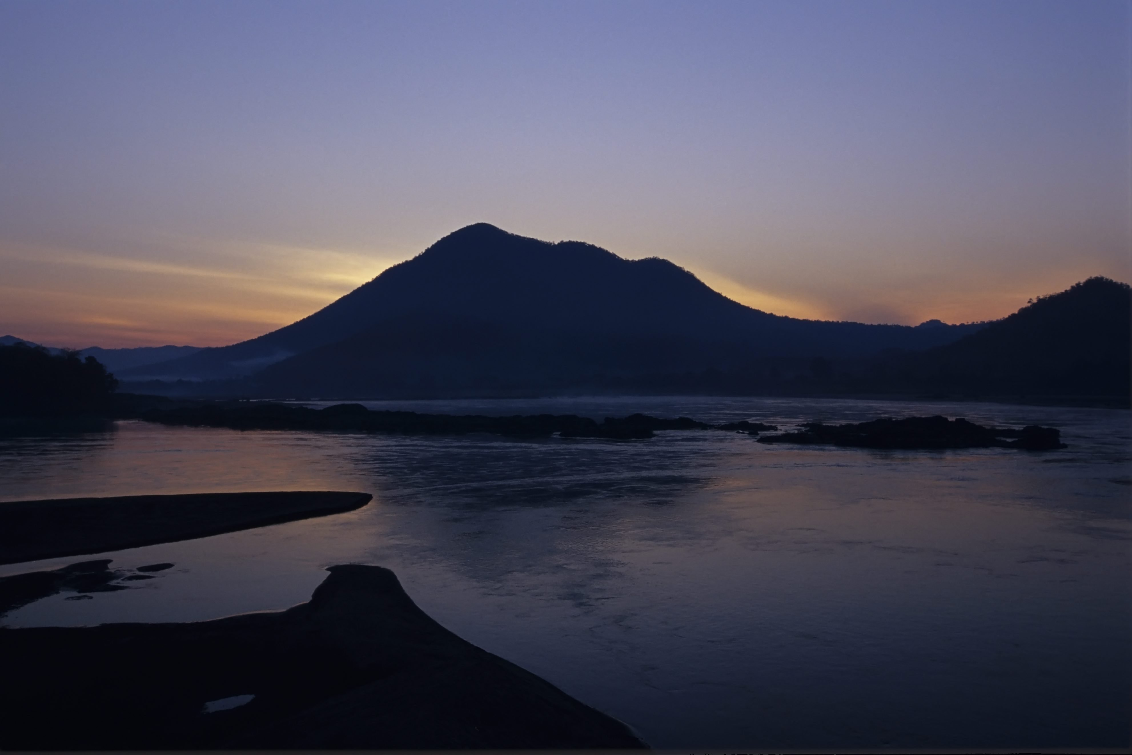 Kaeng Khut Khu - Mekong Stromschnelle