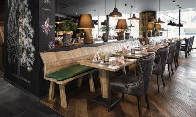 Valsana, Restaurant