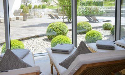 Bio Hotel Mohren-Wintergarden/Terrace