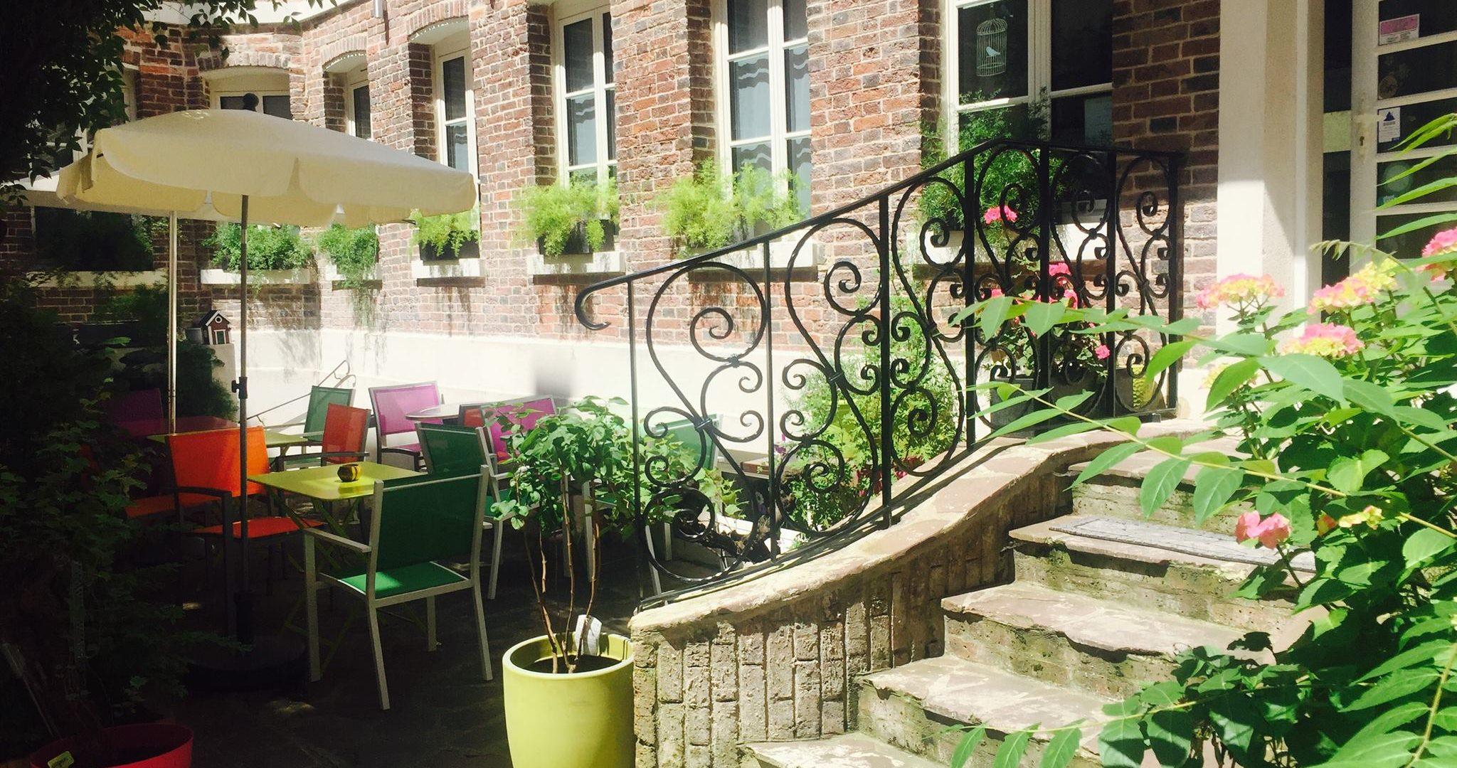 Hôtel Le Pavillon –Exterior