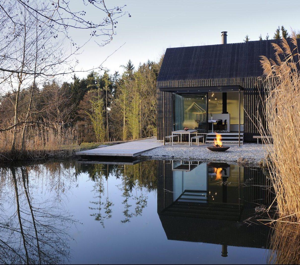 Hofgut Hafnerleiten –Little Lake
