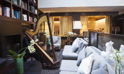 Hotel Milano Scala – Lounge