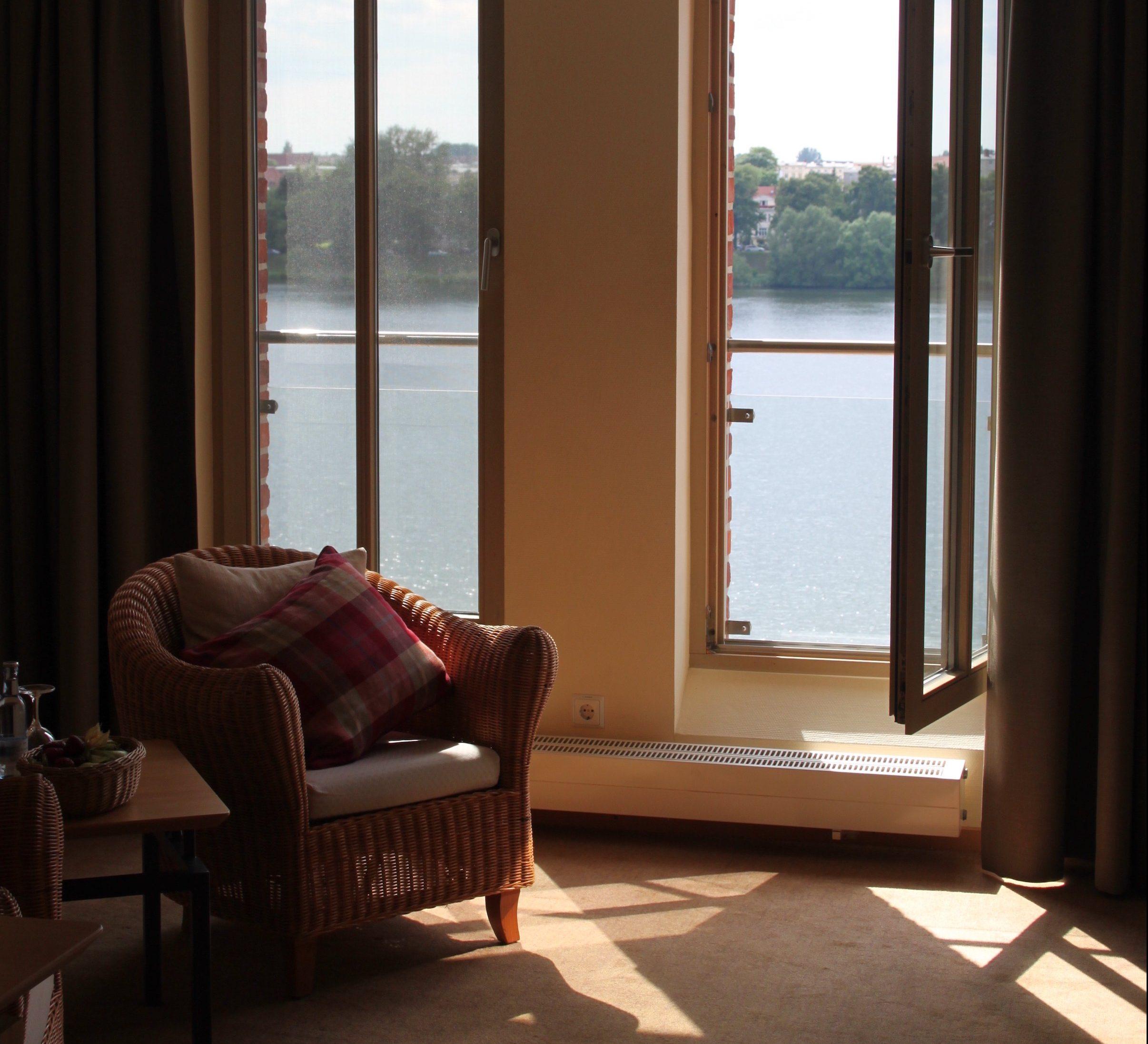 Hotel Speicher am Ziegelsee – Room