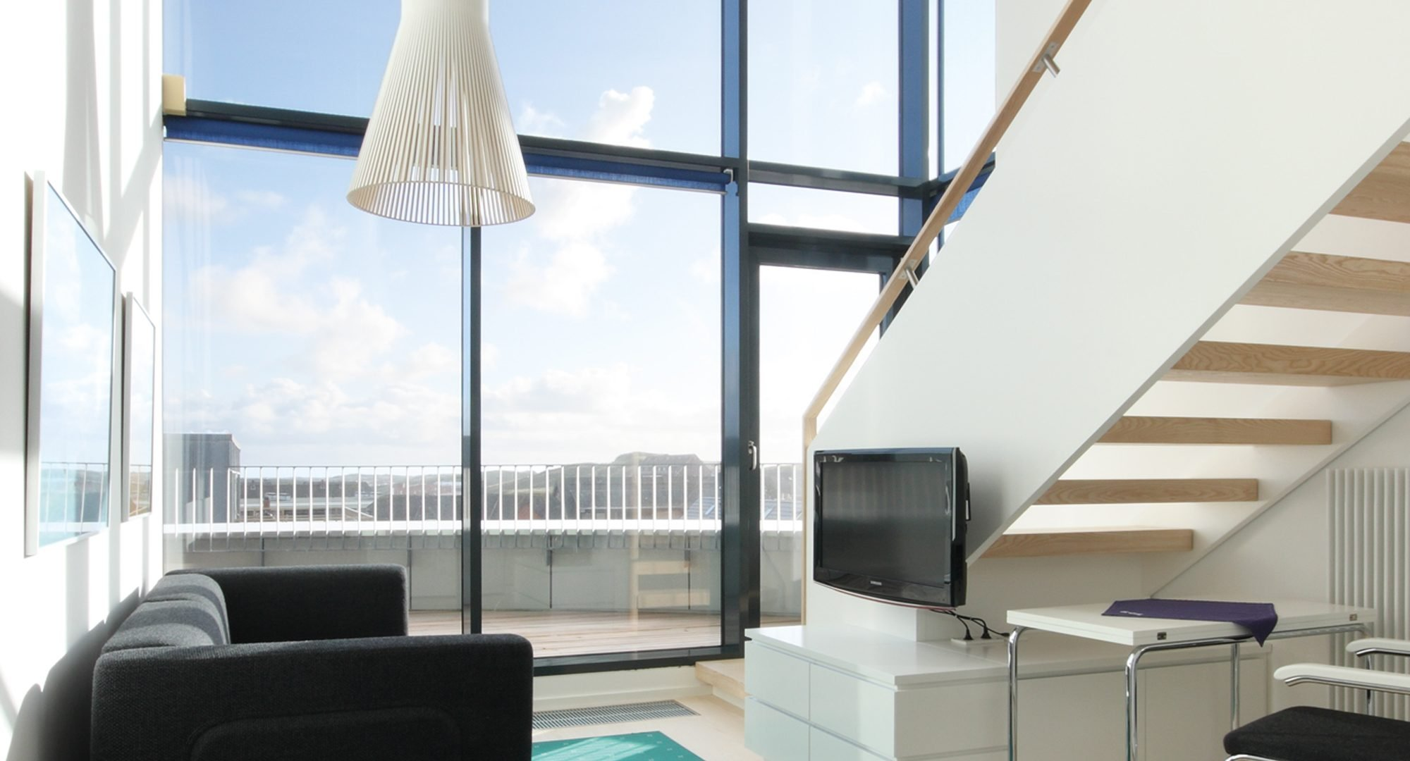 Hotel Niedersachsen Sylt – Living Room