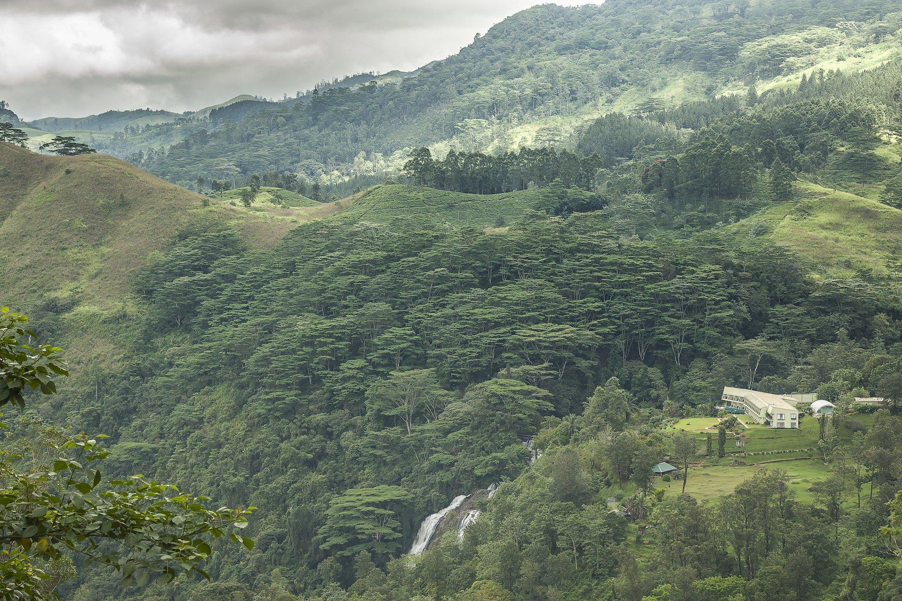Hunas Falls- Landscape