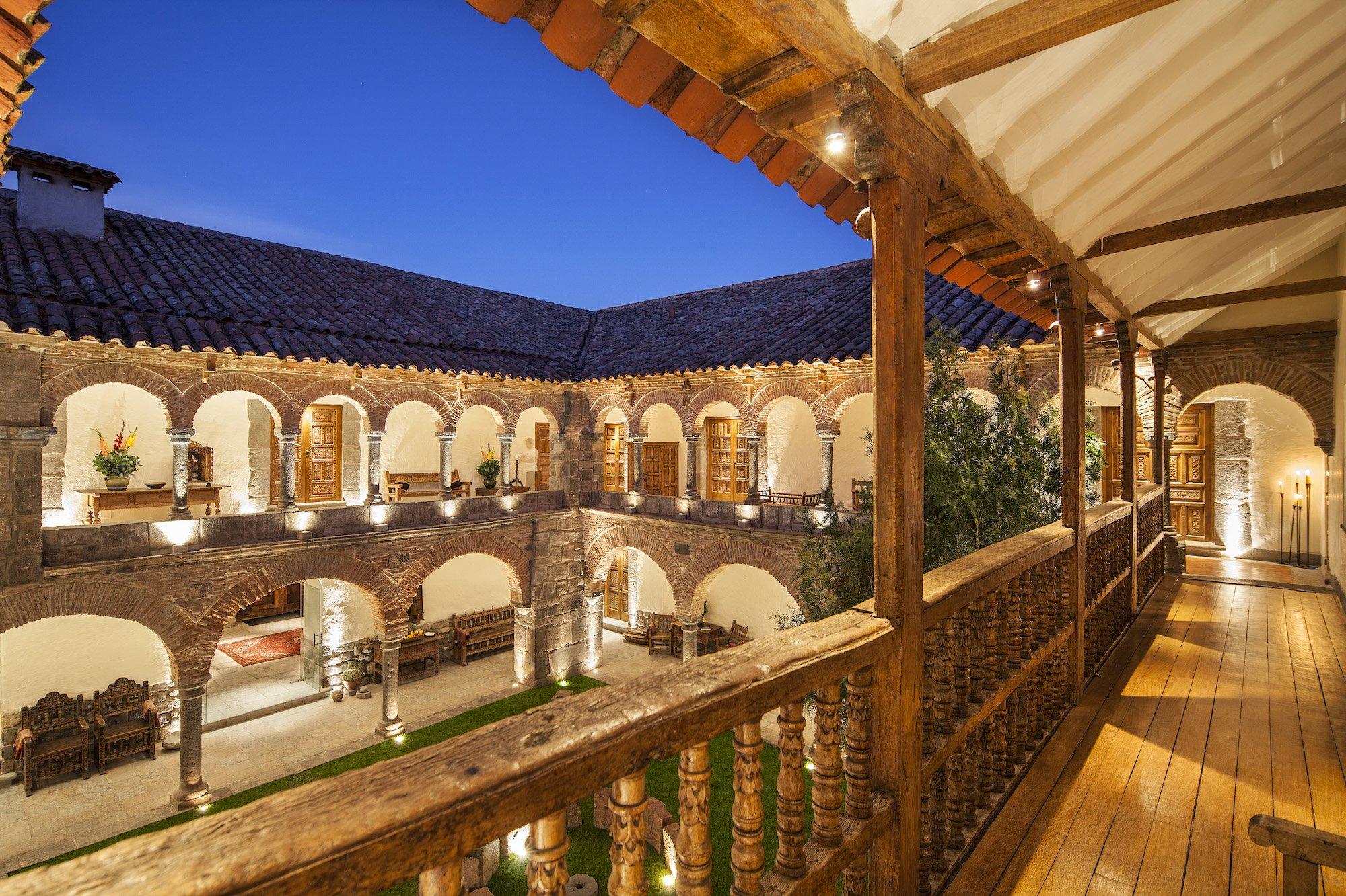 Inkaterra La Casona – Atrium