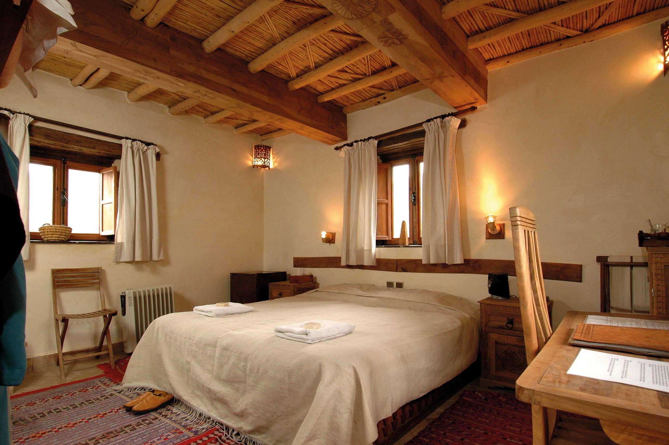 Kasbah du Toubkal Hotel – Bedroom