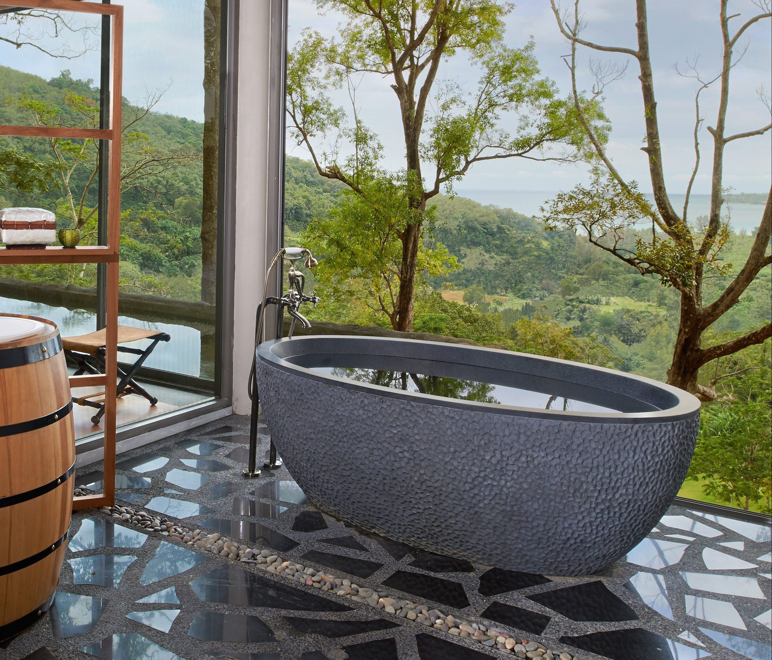 Keemala Beyond Enchanting Hotel – Bathtub